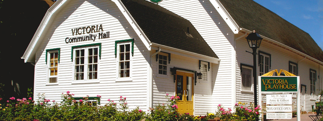 Prince Edward Island's Historic Little Theatre