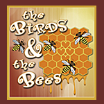 June 22 – July 30 → The Birds and the Bees by Mark Crawford