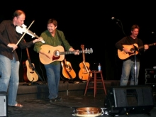 Lennie Gallant in concert