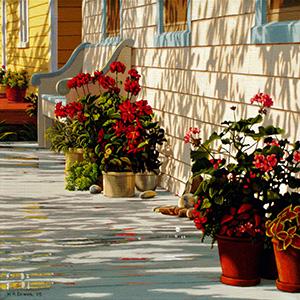 Victoria porch